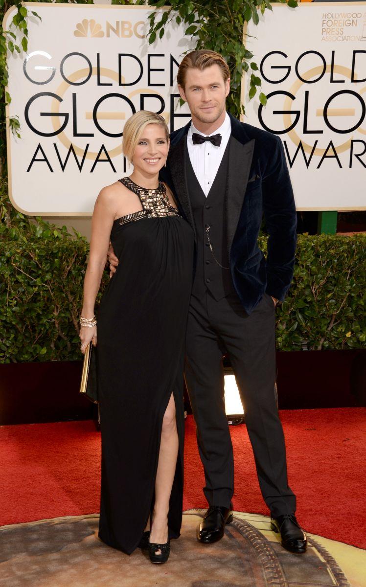 Золотой Глобус 2014: самые красивые звездные пары - фото №4
