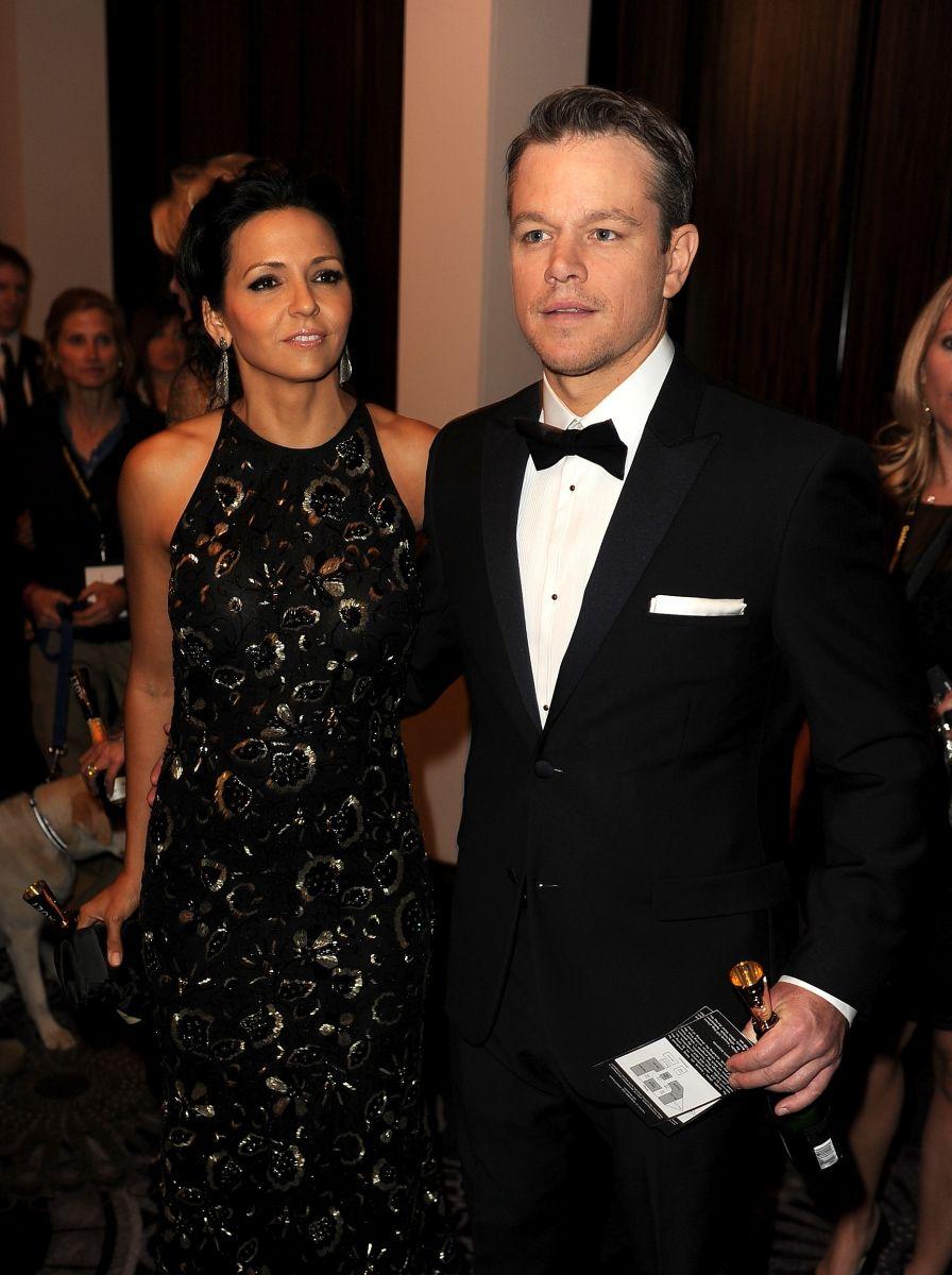 Золотой Глобус 2014: самые красивые звездные пары - фото №8
