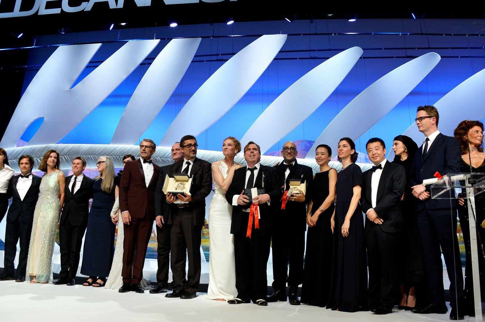 Канны 2014: красная дорожка, победители и церемония закрытия - фото №1