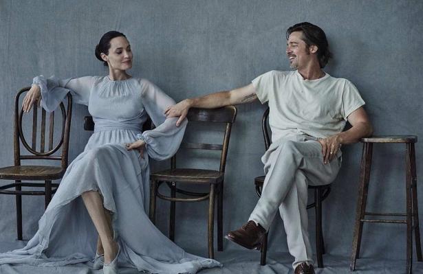 Как Джоли и Питт воспитывают своих детей: порядки хиппи-коммуны и посещение психолога - фото №5
