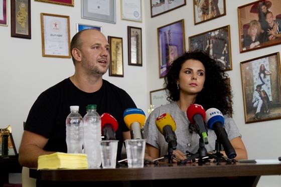Свадьбе Насти Каменских с Потапом помешал ее неудачный прыжок с парашютом - фото №4