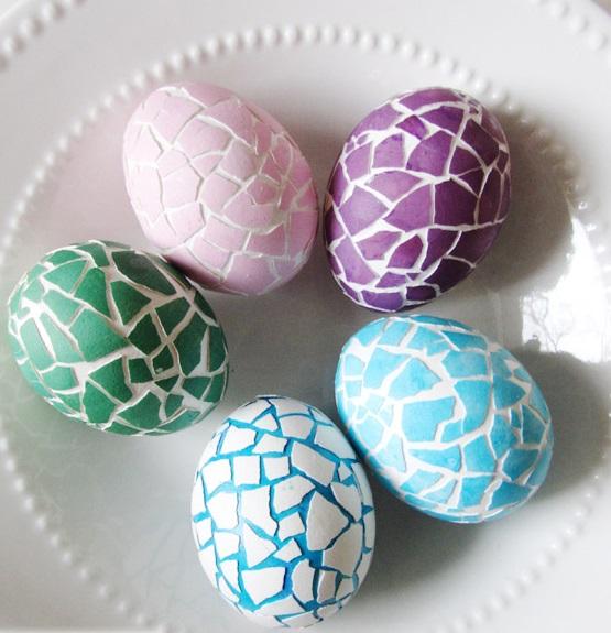 Пять модных способов украсить яйца на Пасху - фото №15