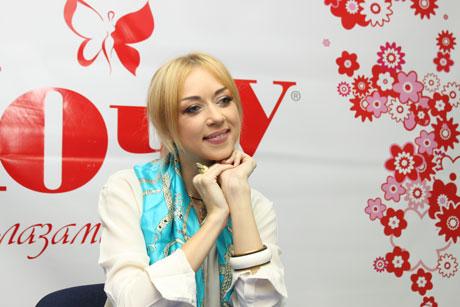 Наталья Валевская в гостях у ХОЧУ. ФОТО И ВИДЕО - фото №3