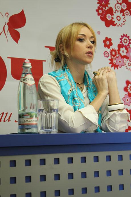 Наталья Валевская в гостях у ХОЧУ. ФОТО И ВИДЕО - фото №5