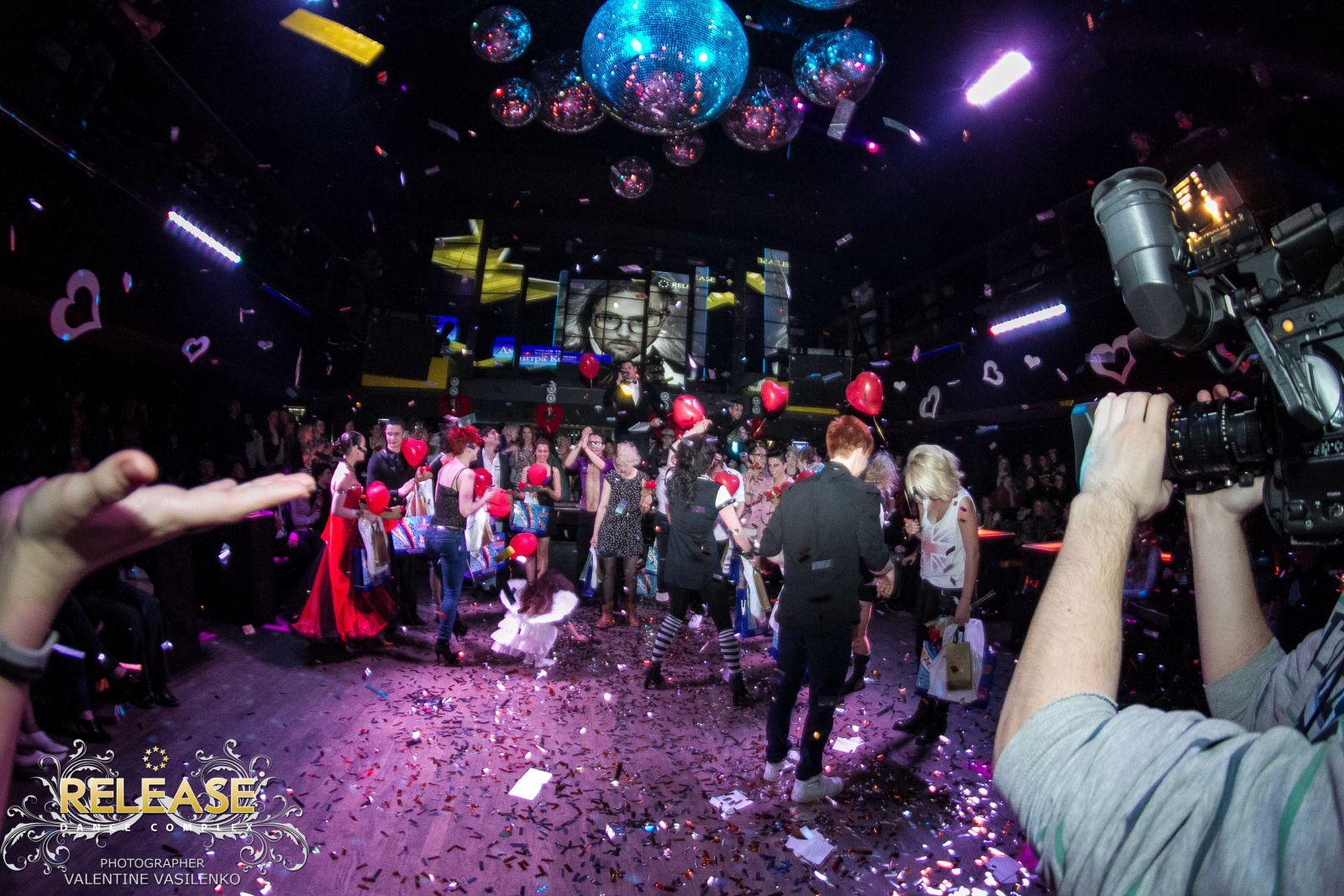 Невероятное шоу от Release Dance Complex - фото №1