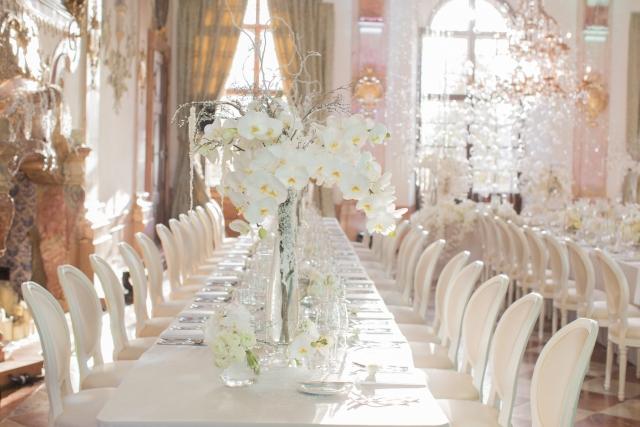 свадьба классический стиль фото декор