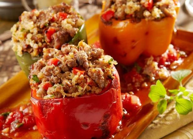 Как приготовить любимый фаршированный перец: классический рецепт с рисом и мясом - фото №4