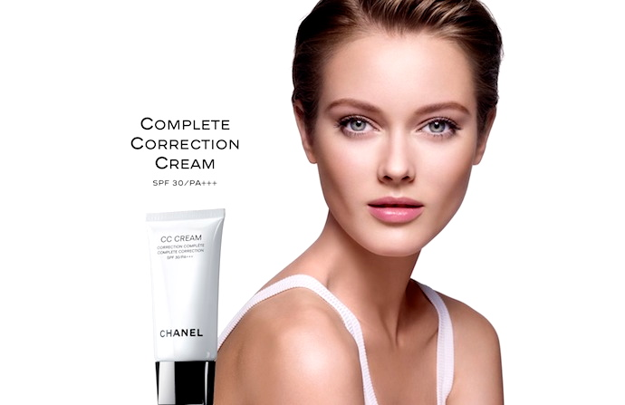 Chanel представит СС крем - фото №1