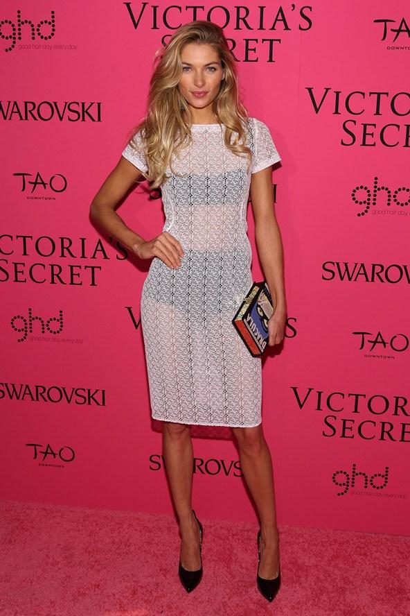 Шоу Victoria`s Secret 2013: подиум, бэкстейдж и красная дорожка - фото №8