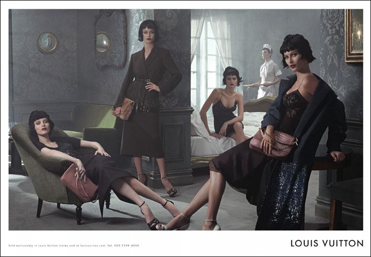 Лучшие рекламные кампании модных брендов осени 2013 - фото №17