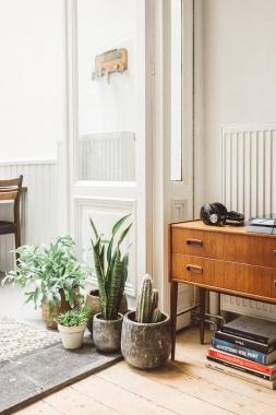 скандинавский стиль в меблях