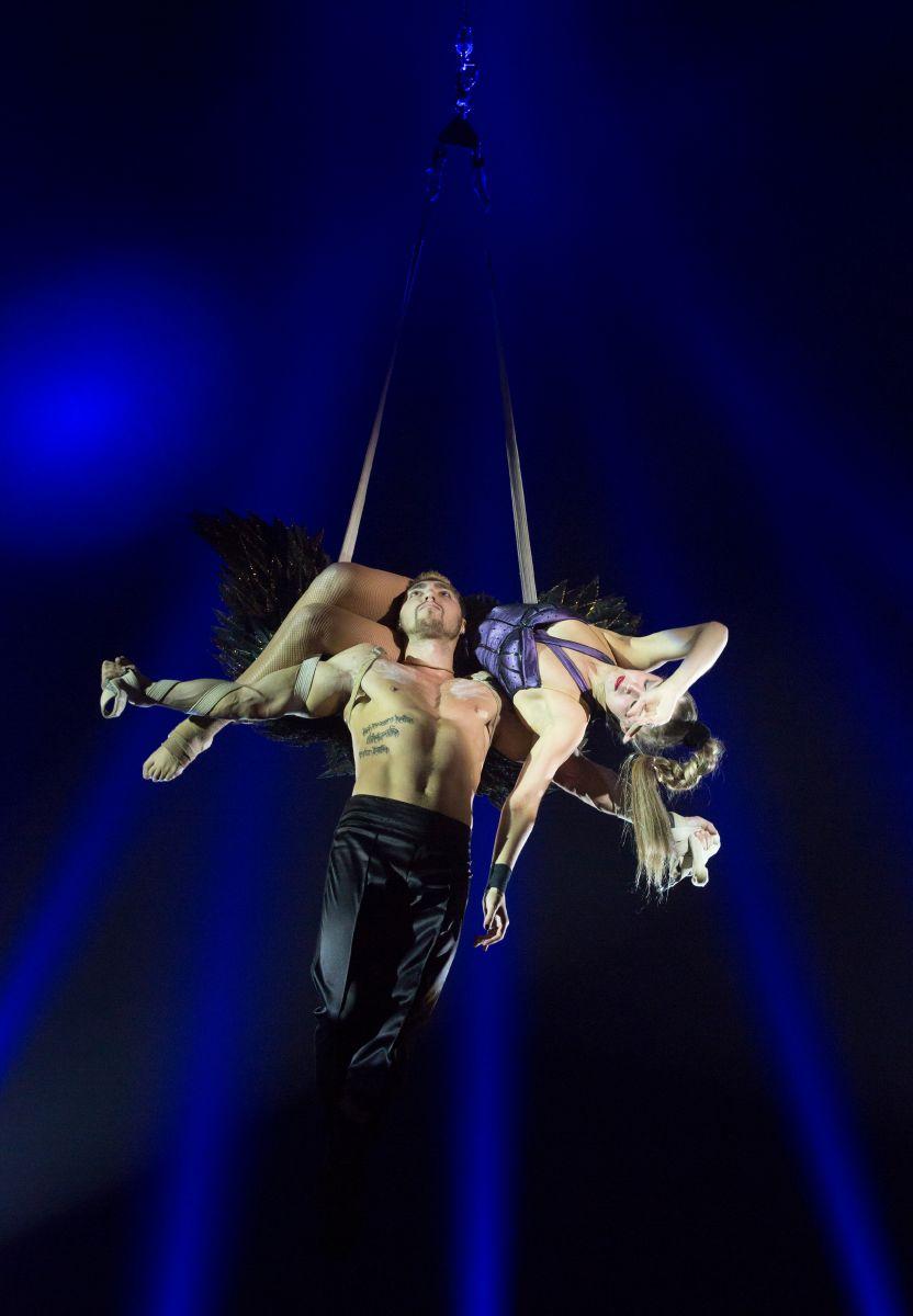 цирк кобзов шоу без страховки