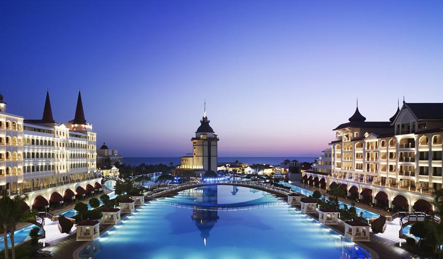 Лучшие отели мира: Mardan Palace - фото №2