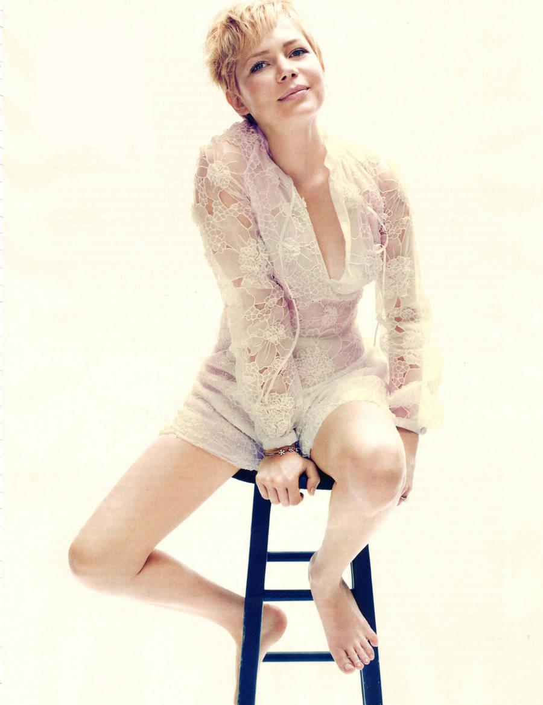 Мишель Уильямс (Michelle Williams) - фото №3