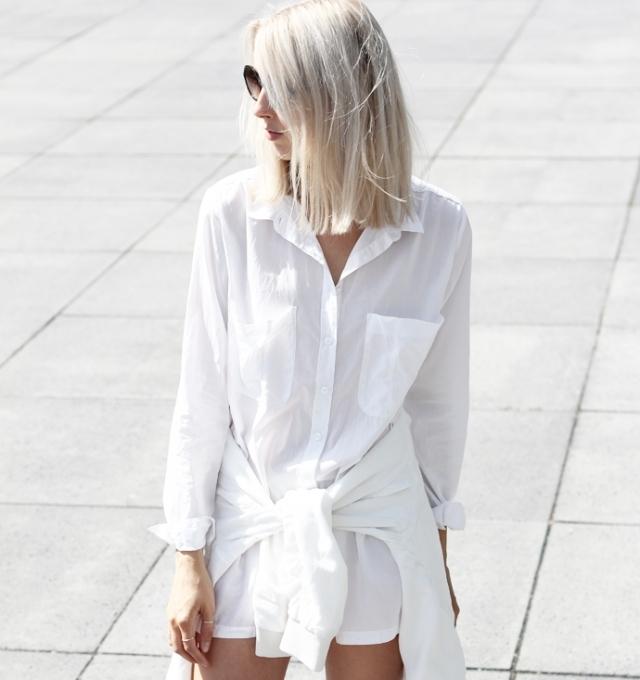 белый цвет лето 2017 фото