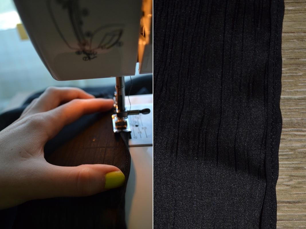 Мастер-класс стилиста: платье Анны Делло Руссо - фото №2