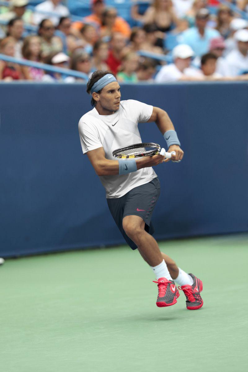 Nike выпустил новую коллекцию для игры в теннис - фото №4