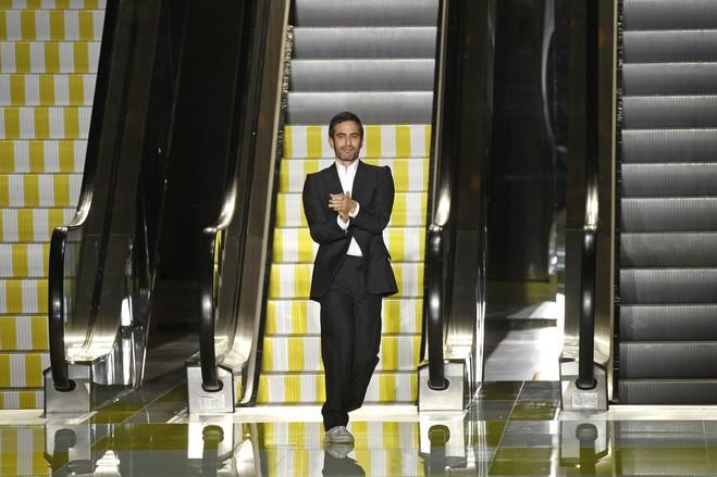 Неделя моды в Париже: шахматная доска от Louis Vuitton - фото №7