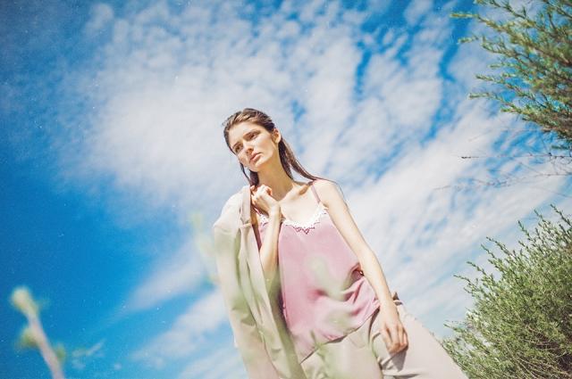 Где одеться в Украине: летняя коллекция украинского бренда GRASS