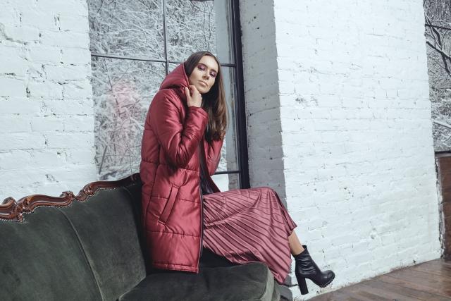 Где одеться в Украине: зимняя одежда для жизни в большом городе GRASS