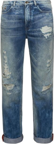 Модные джинсы: весна-лето 2013 - фото №19
