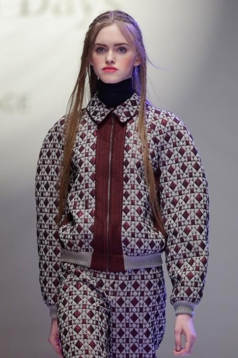 Kiev Fashion Days: коллекция ANDREEVA осень-зима 2014-2015 - фото №8