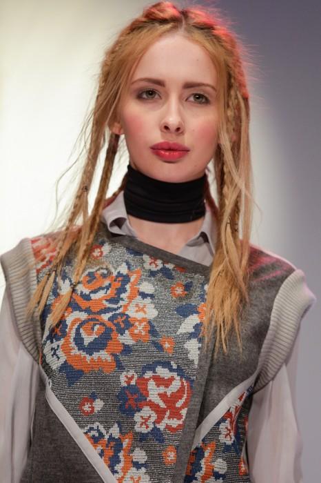 Kiev Fashion Days: коллекция ANDREEVA осень-зима 2014-2015 - фото №11