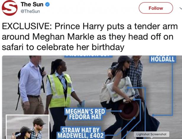 принц гарри сделал предложение меган маркл