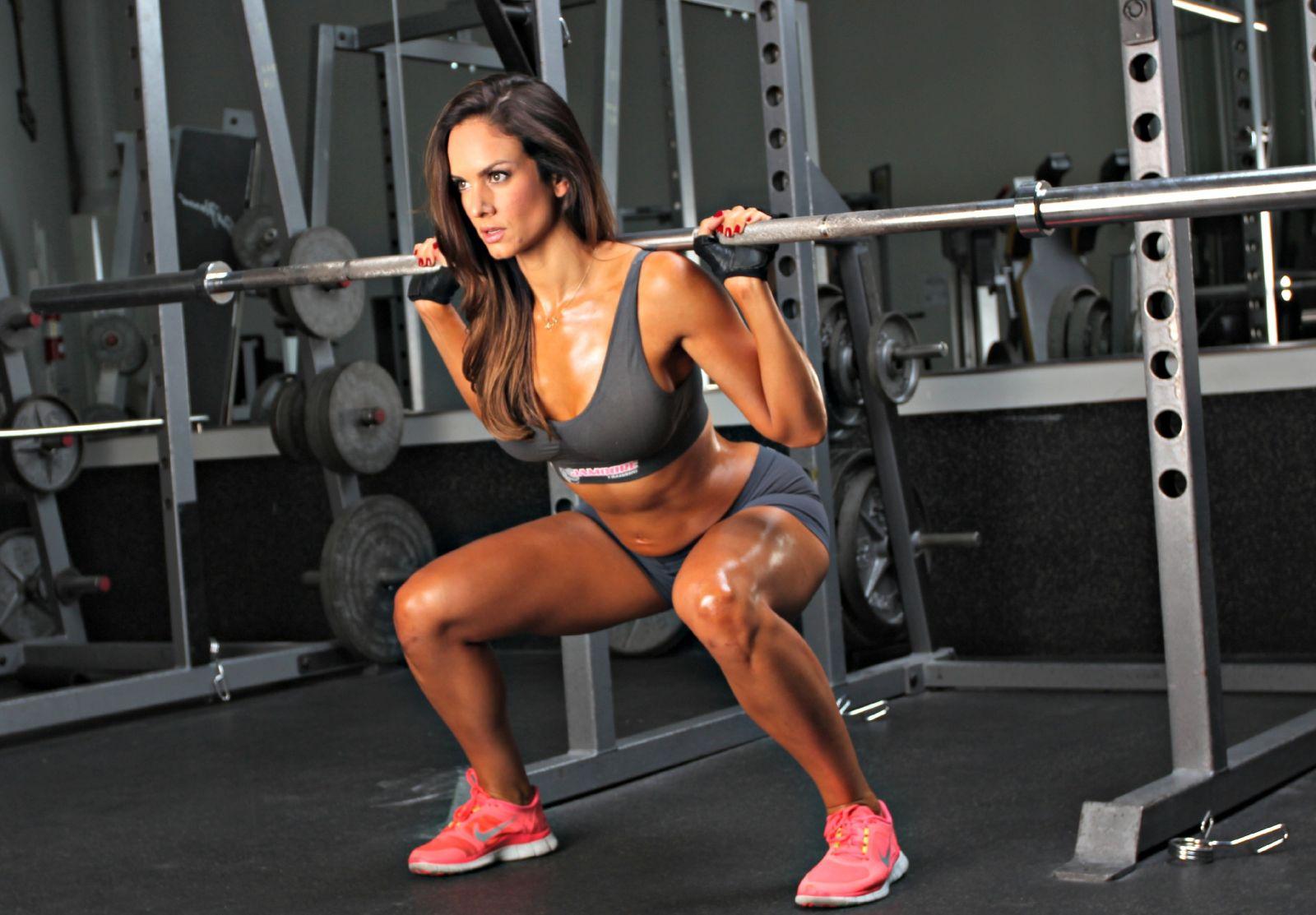 восстановление мышц во время похудения