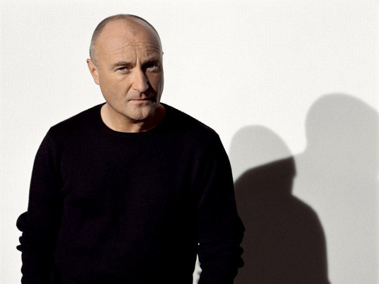 Фил Коллинз (Phil Collins) - фото №5
