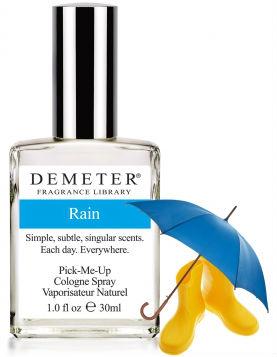 Как пахнет дождь - фото №1