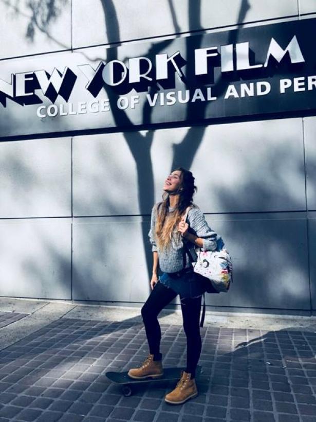Регина Тодоренко Нью-Йорк