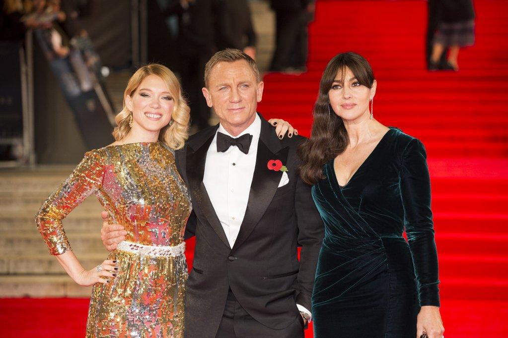 «007: Спектр» премьера