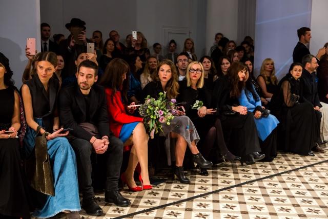 Открытие Ukrainian Fashion Week: юбилейный показ Andre Tan