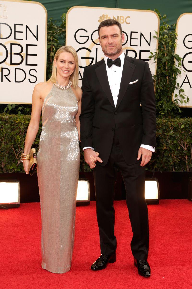 Золотой Глобус 2014: самые красивые звездные пары - фото №6