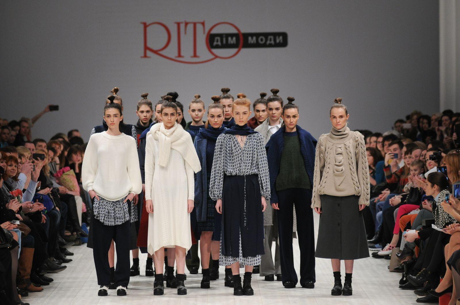 Как прошел четвертый день Ukrainian Fashion Week