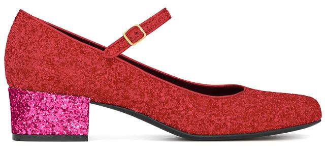 Волшебные туфельки Дороти: вечерний выход без каблуов