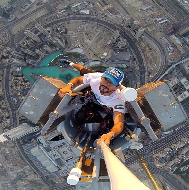 На кого подписаться в Instagram: настоящий наследный принц Дубая - фото №2