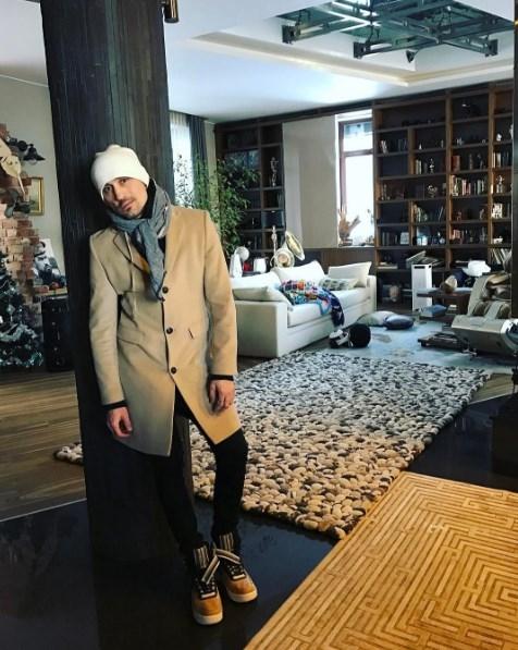 Дима Билан фанатично обустраивает свое холостяцкое жилье (ФОТО) - фото №1