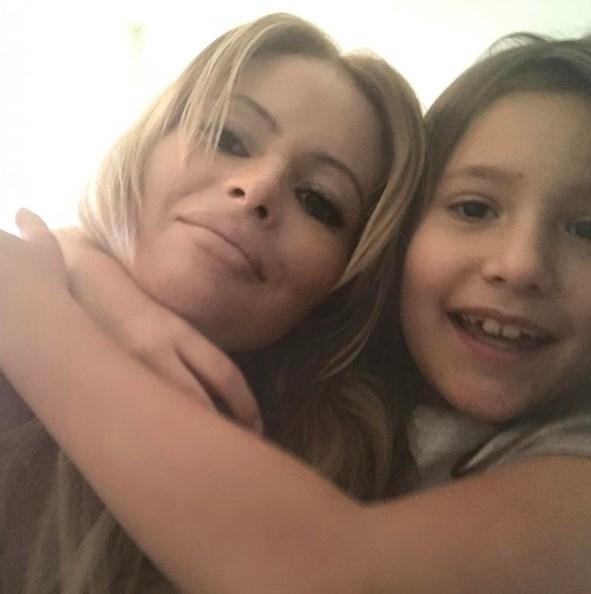 9-летняя дочь скандальной Даны Борисовой пошла по стопам матери - фото №1