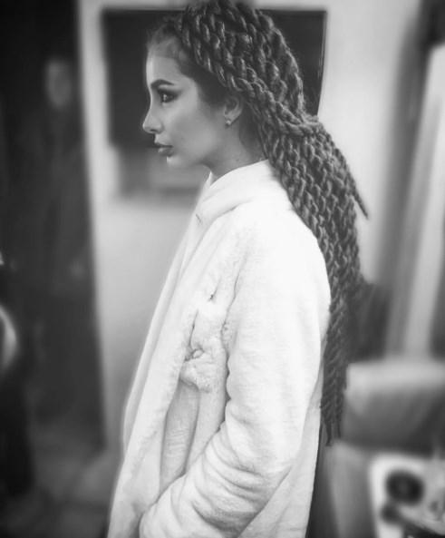 Грубые косы и пирсинг: другая Кэти Топурия на съемках нового клипа (ФОТО, ВИДЕО) - фото №1