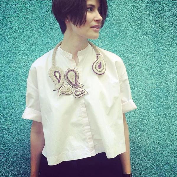 Вдохновение дня: что носит Джамала на Alfa Jazz Fest-2016