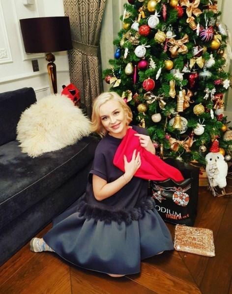 Беременная Полина Гагарина впервые прокомментировала свое положение - фото №2