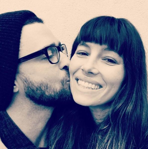 Джастин Тимберлейк растрогал соцсети нежным поздравлением своей супруге - фото №1