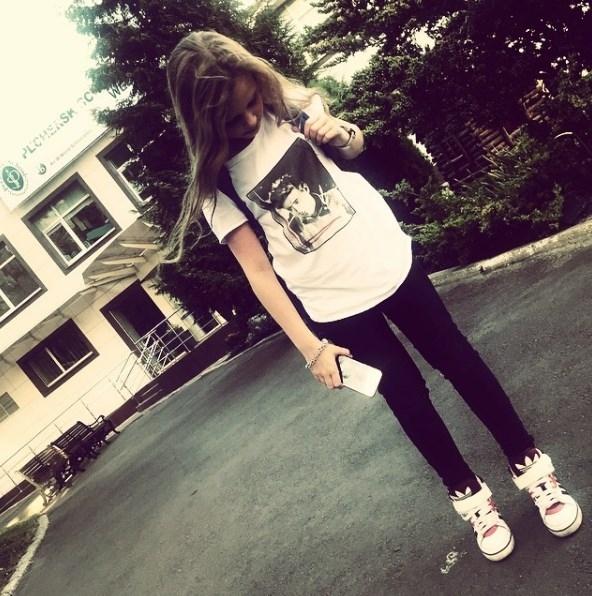 11-летняя дочь Ольги Фреймут удивила селфи со взрослым макияжем (ФОТО) - фото №2