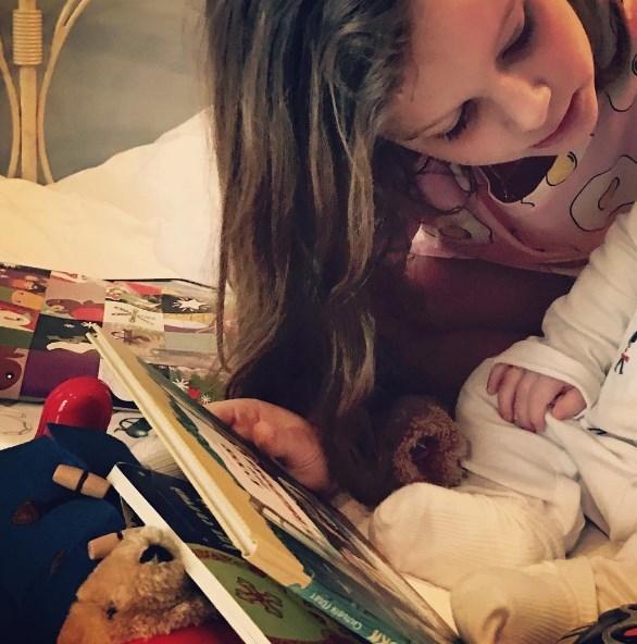 Ольга Фреймут опубликовала трогательное ФОТО с сыном - фото №1