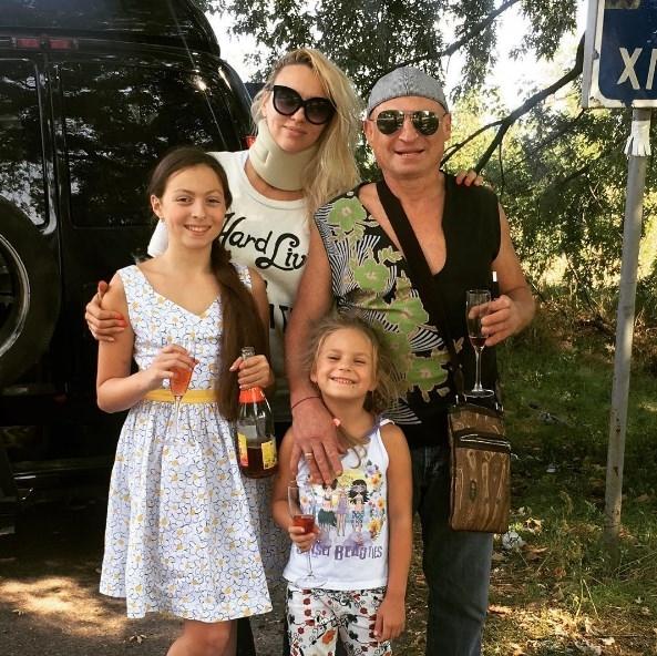 Оля Полякова похвасталась артистическими способностями младшей дочери - фото №2