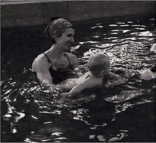 Анита Луценко впервые показала 7-месячную дочь Мию (ФОТО+ВИДЕО) - фото №1