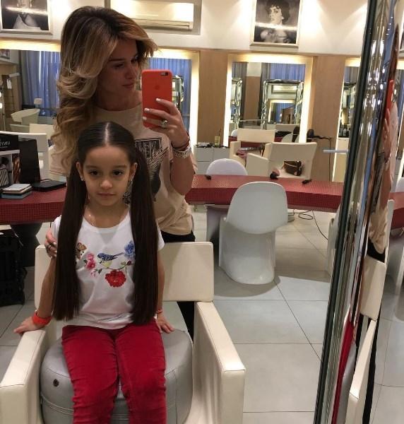 Ксения Бородина впервые показала лицо младшей дочери (ФОТО) - фото №2