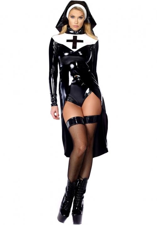 костюм монашки